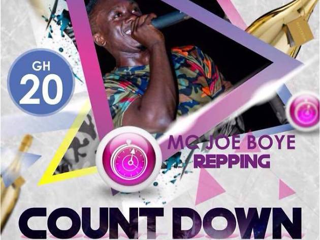Countdown at Vanity Club