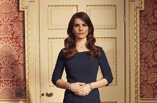 Charlotte Riley in 'King Charles III'