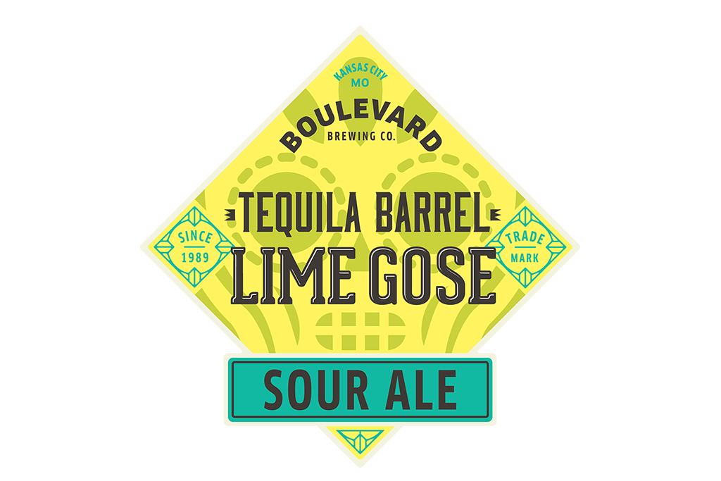 Tequila Barrel Lime Gose, Boulevard Brewing Company, Kansis City, Missouri