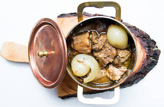 Taberna dos Mercadores - Tacho de Carnes Arouquesa