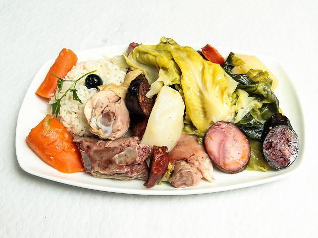 Taberna de Santo António - Cozido à Portuguesa