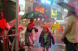 These amazing NYC events are now postponed due to the rain this weekend