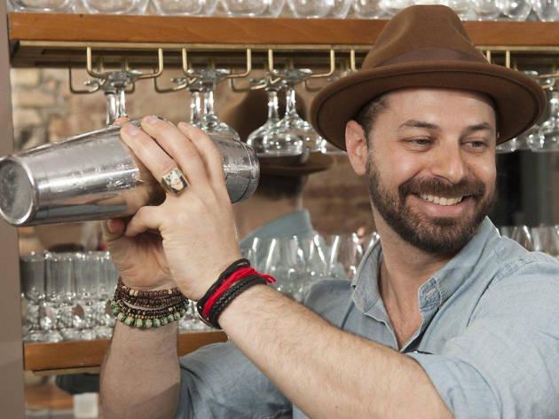 Cody Goldstein, Beverage director, The Fat Monk