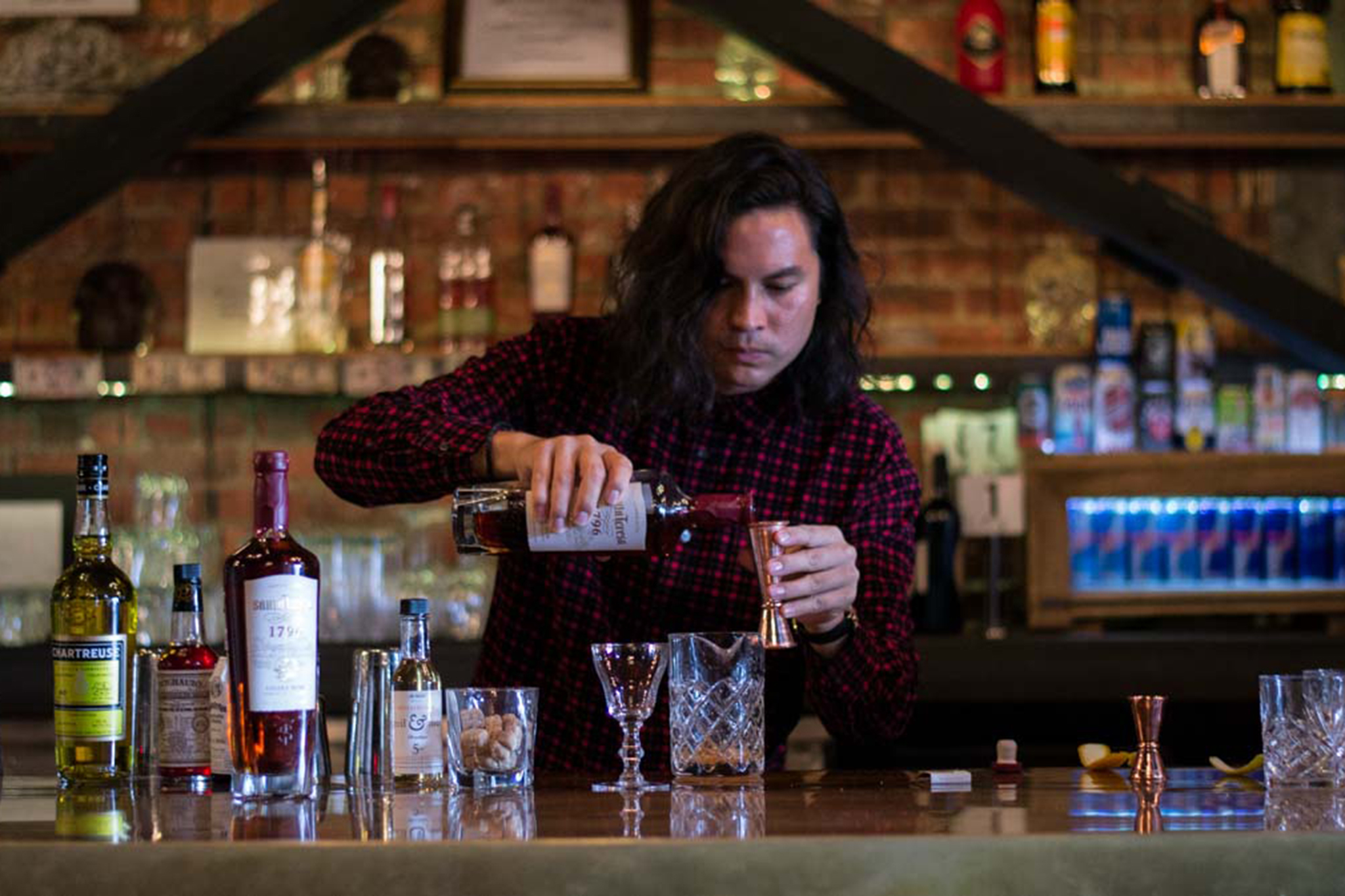 Rael Petit, Beverage consultant, Delilah
