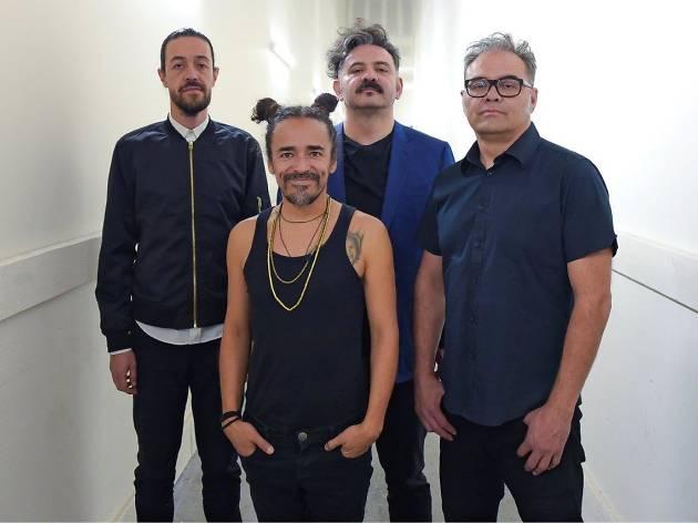 Café Tacvba + ¡Esso! Afrojam Funkbeat with Los Vicios de Papá