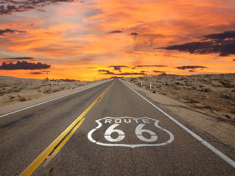 Los bares de la ruta 66