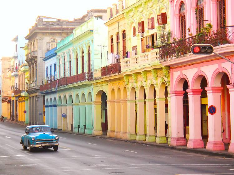 El ritmo de Cuba