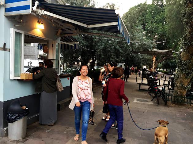 Ben Yehuda Coffee Kiosk - Berale