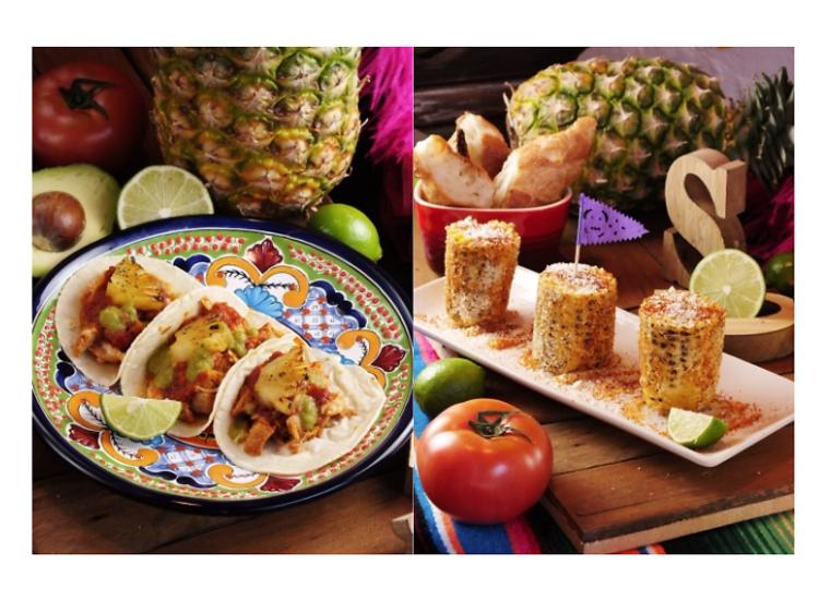 メキシコ料理のグルーヴを味わう。