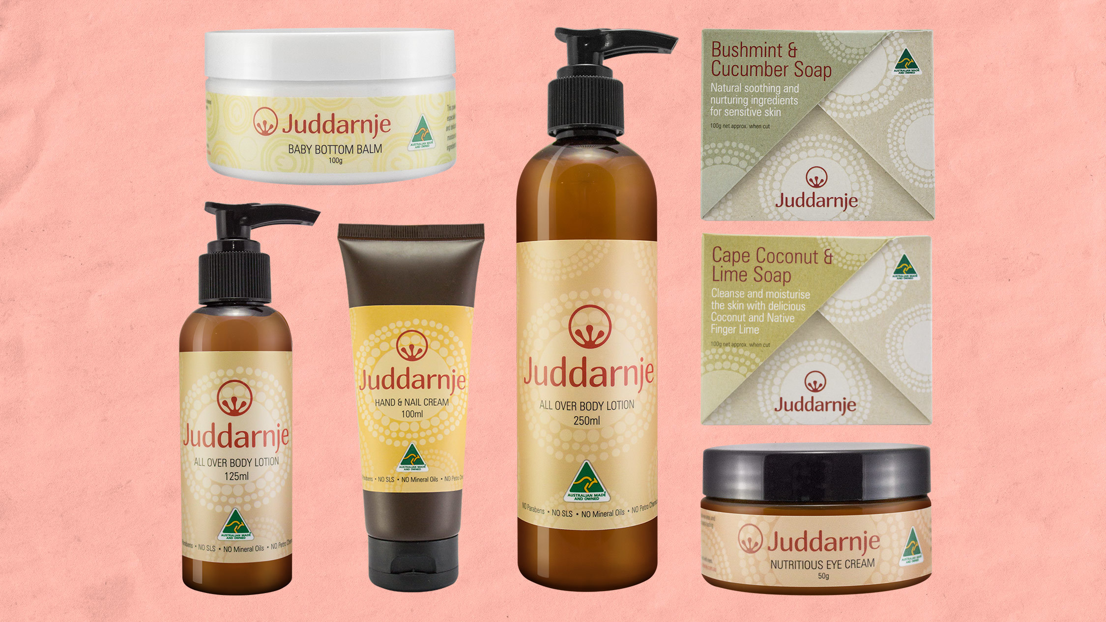 Beauty Products By Indigenous Businesses Gieve Eucalyptus Body Lotion Juddarnje Skincare