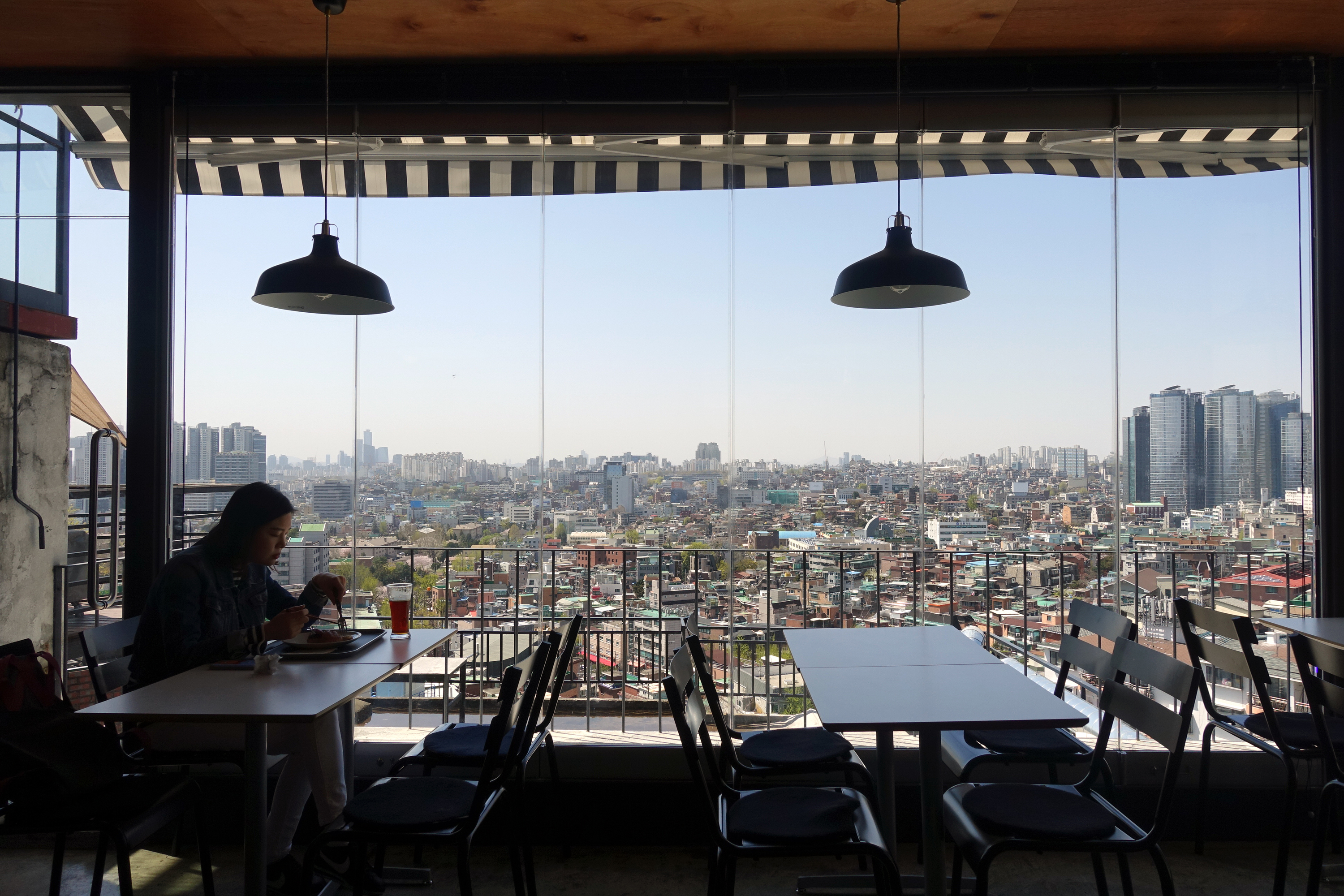 10 Itaewon rooftops: 10 reasons why we're staying on this side of the river tonight