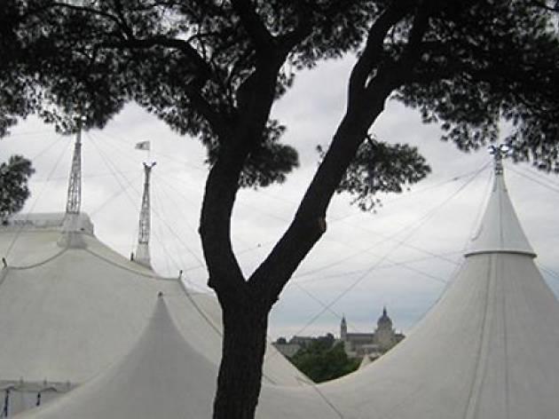 Escenario Puerta del Ángel