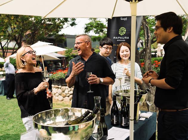 뉴질랜드 와인 페스티벌