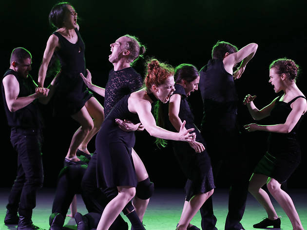Interview with the Batsheva Company: on dance and Naharin's new show 'Venezuela'
