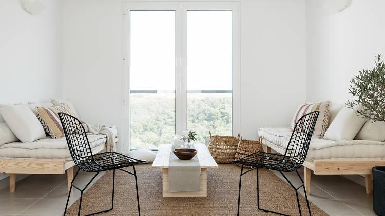 O Lugar, Guesthouse