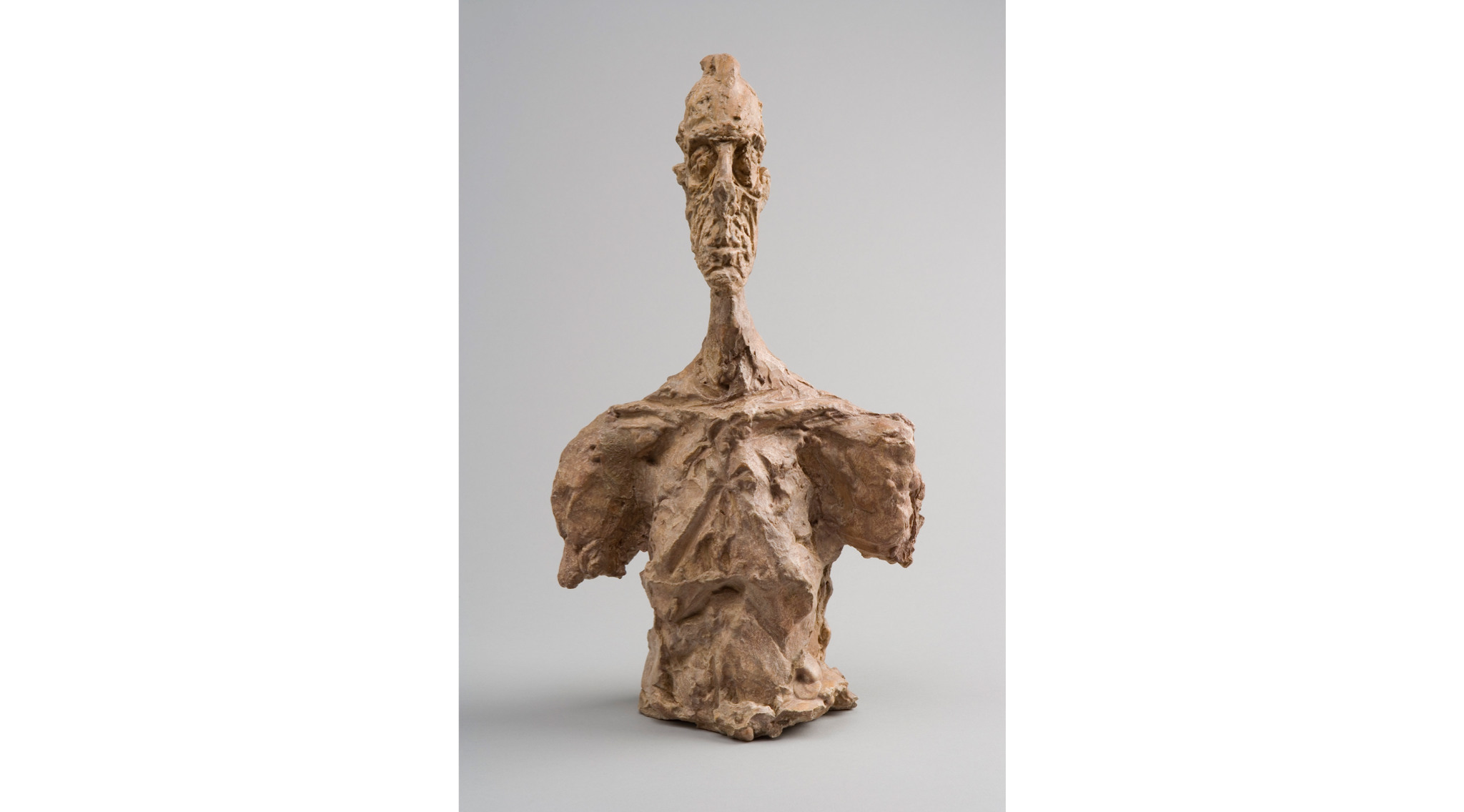'Bust of Diego', 1956, by Alberto Giacometti