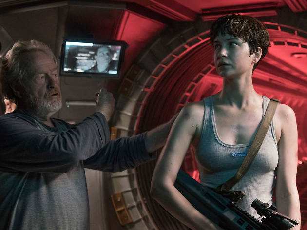 Katherine Waterston in Alien: Covenant