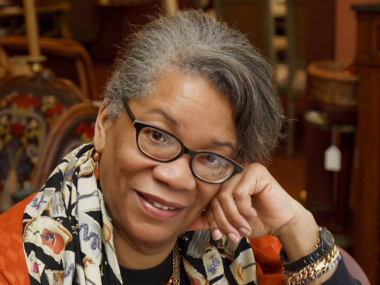 My Soul Looks Back: Jessica B. Harris in Conversation with Nicole Taylor