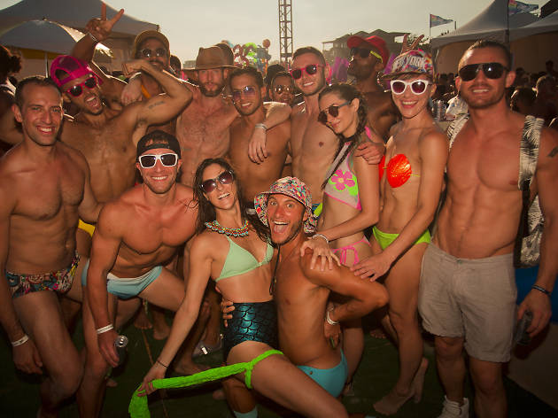 The best LGBT parties on Fire Island