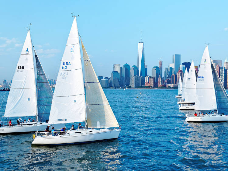 Champagne Brunch Sail in New York City