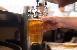 Cerveza en la CDMX