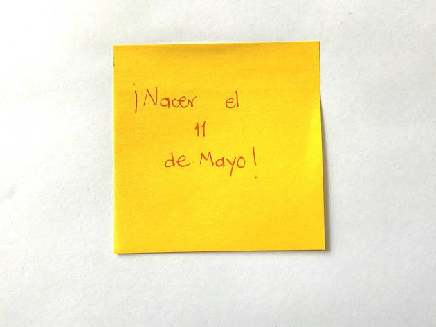 Confesiones de post-it: ¿Cuál fue el peor regalo que le diste a tu mamá el 10 de mayo?