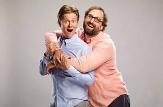 Tim and Eric 10th Anniversary Awesome Tour