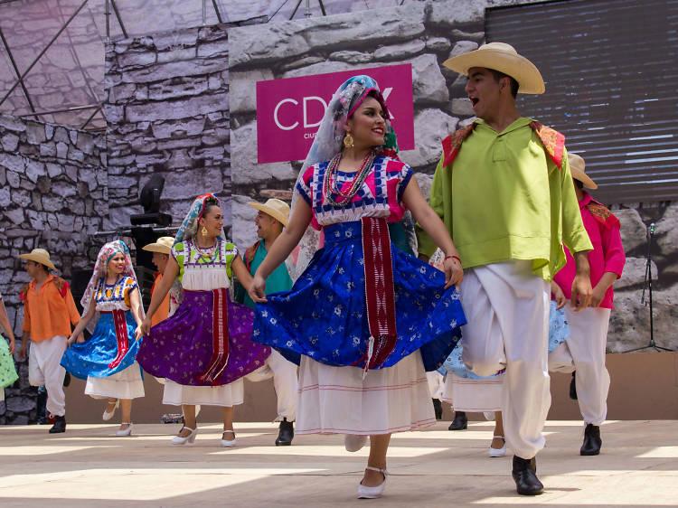 Danza, música y charla en el Museo de la Ciudad de México