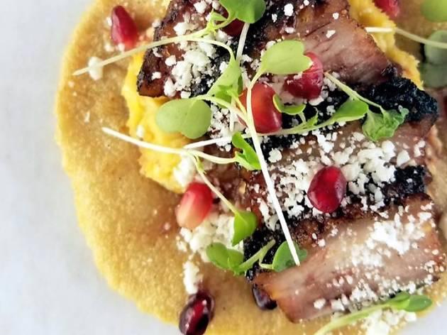Little Llama Peruvian Tacos