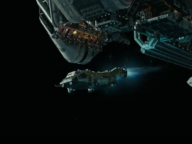 Fotograma de la película Alien Covenant