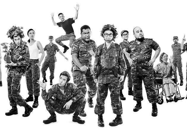 Army Daze 2