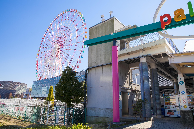 Palette Town Daikanransha | Time Out Tokyo