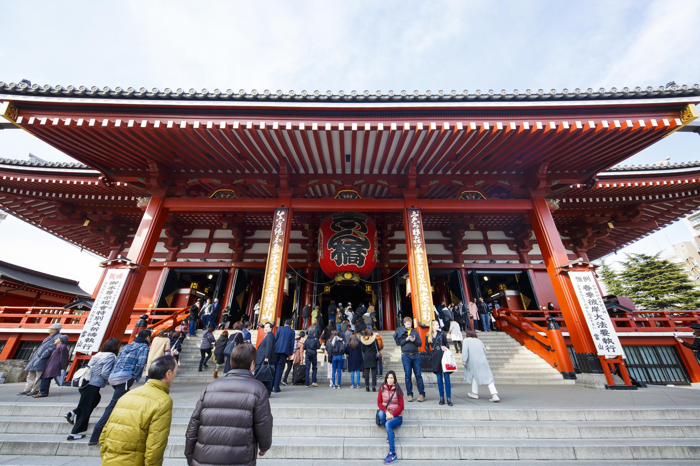Sensoji Temple | Time Out Tokyo