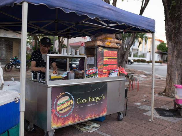 Core Burger