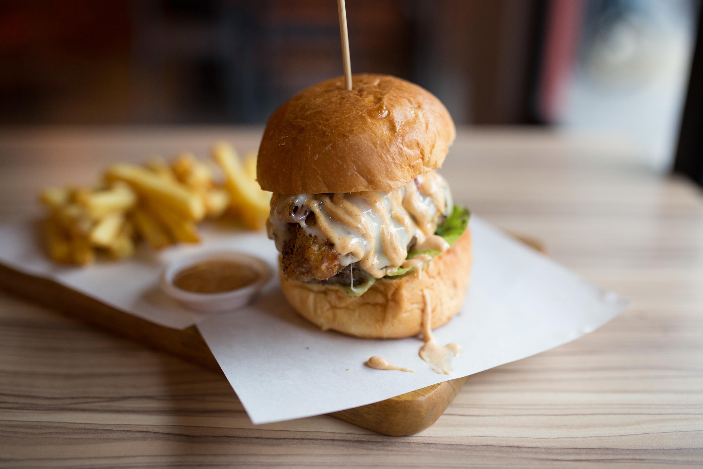 Elvis Twist at The Grind Burger Bar