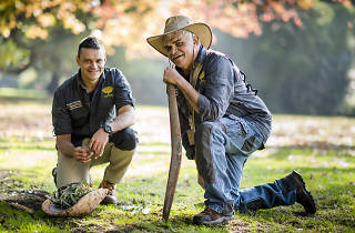 Royal Botanic Gardens' Aboriginal Heritage Walk
