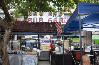 Burger Kaw Kaw Wangsa Maju