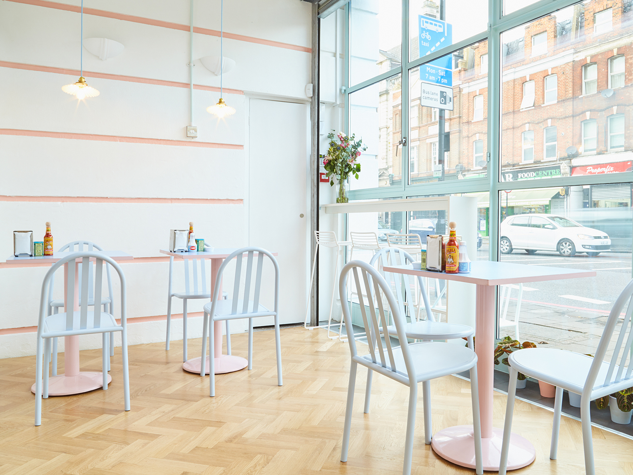 Café Miami Restaurants In Clapton London