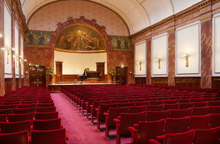 (Wigmore Hall Auditorium © Peter Dazeley)