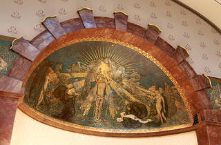 (The cupola at Wigmore Hall © Peter Dazeley)
