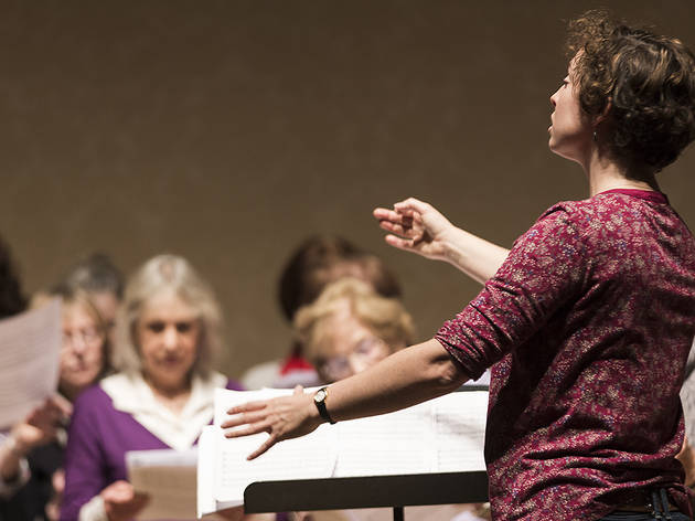 (Come & Sing: Wigmore Hall music study programme open to all abilities)