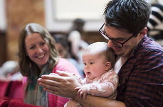 (For Crying Out Loud! Introduce your baby to music at Wigmore Hall © Benjamin Ealovega)