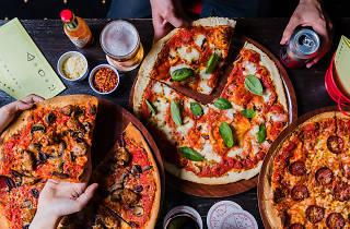 Pizza Club regent Commercial