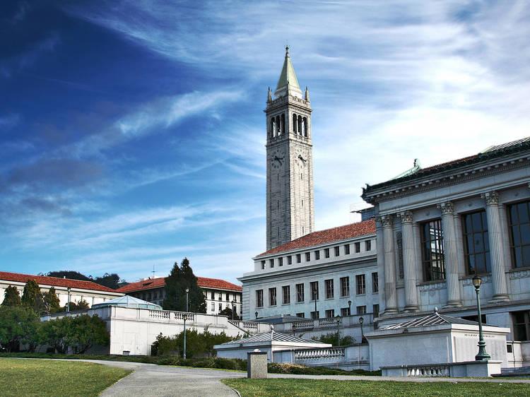 Tour UC Berkeley