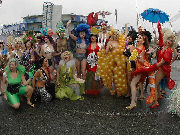 The Mermaid Parade needs a big wave of financial support