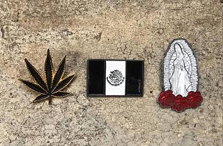 México Pin Pack. The Darks Co