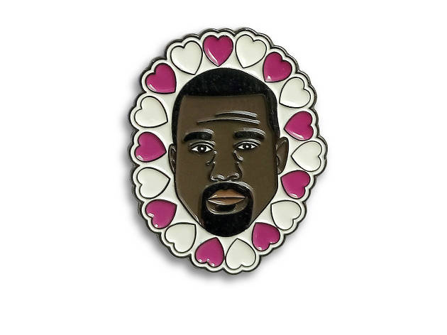 Pinche Pin. Kanye West