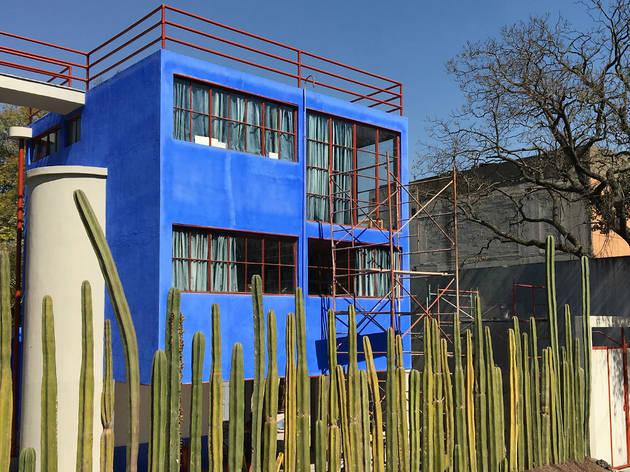 Mayo, Mes de Museos (Foto: Cortesía Museo Estudio Diego Rivera y Frida Kahlo)