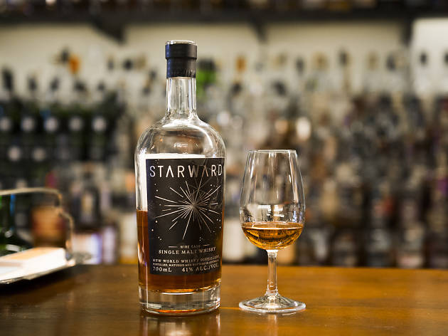 Starward Distillery Whisky