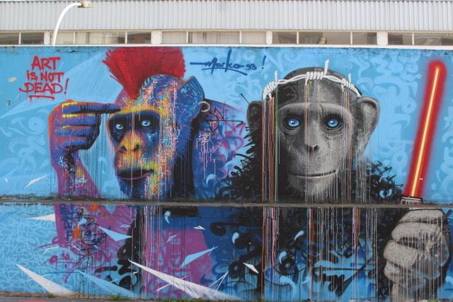 Street Art is not Dead